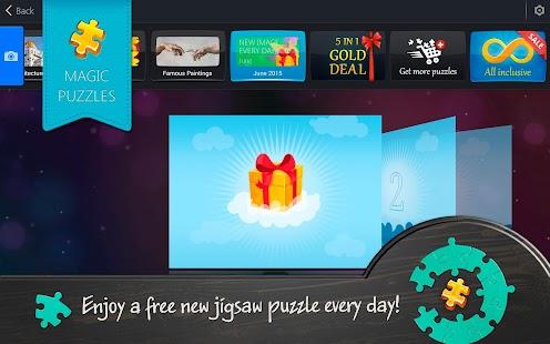 Magic Jigsaw Puzzles Apk by ZiMAD - wikiapk com