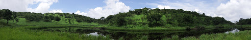 小女郎ヶ池パノラマ