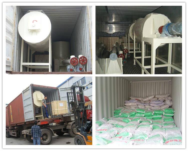 Sản xuất vữa khô