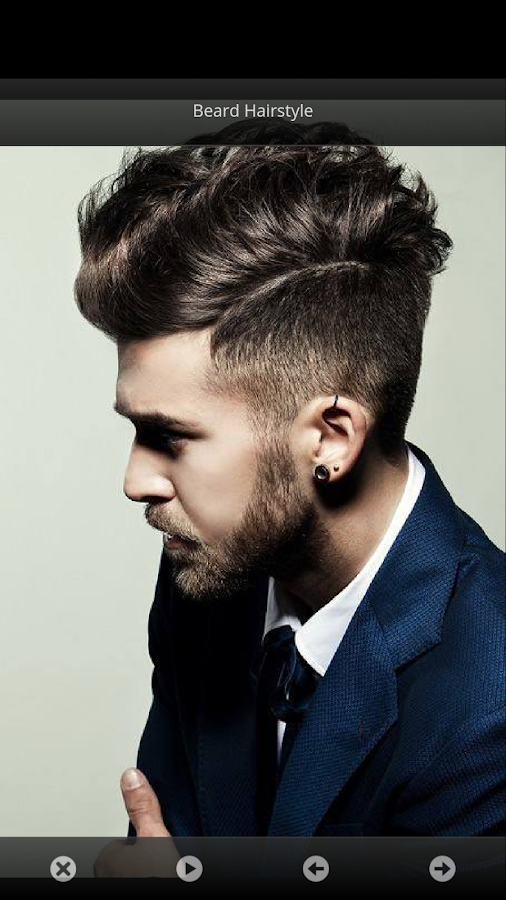 Stupendous Hairstyles For Men Android Apps On Google Play Short Hairstyles Gunalazisus