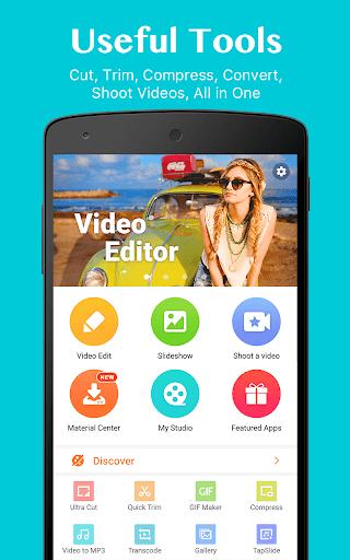 VideoShow Video Editor, Video Maker, Beauty Camera  screenshots 1