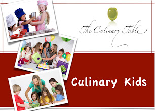 Photo: Culinary Kids Postcard - Front