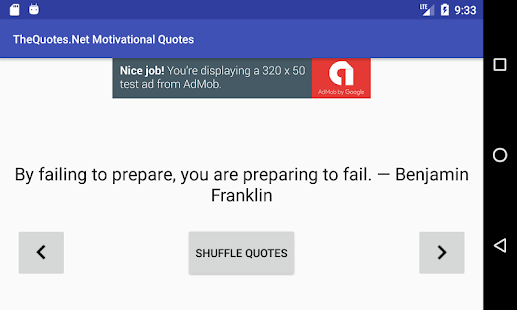 Best Motivational Quotes- screenshot thumbnail