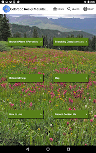 Colorado Rocky Mtn Wildflowers- screenshot thumbnail
