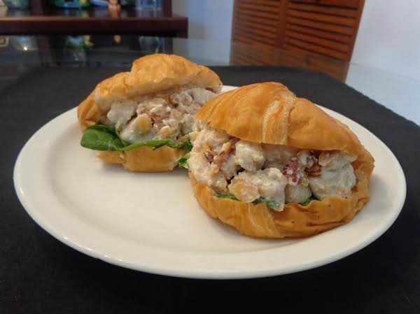 Honey Almond Chicken Sandwich Recipe