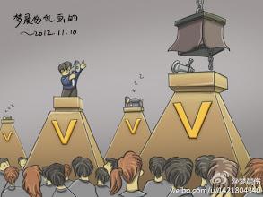 Photo: 梦晨伤:大V