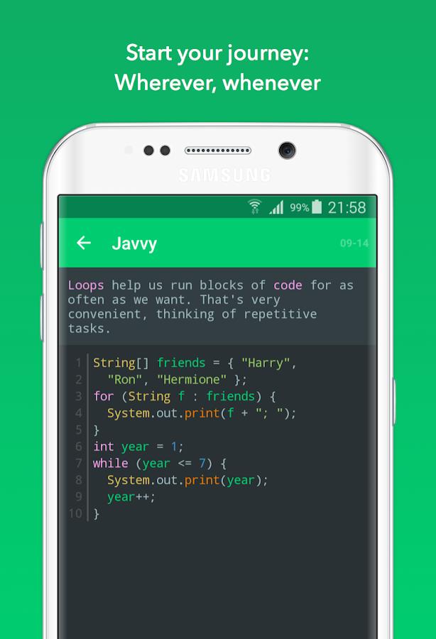 Java на андроид