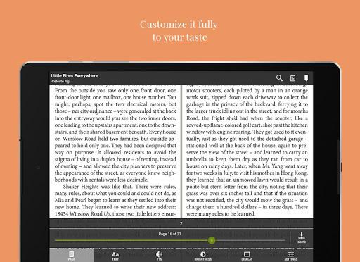 Universal Book Reader screenshot 17