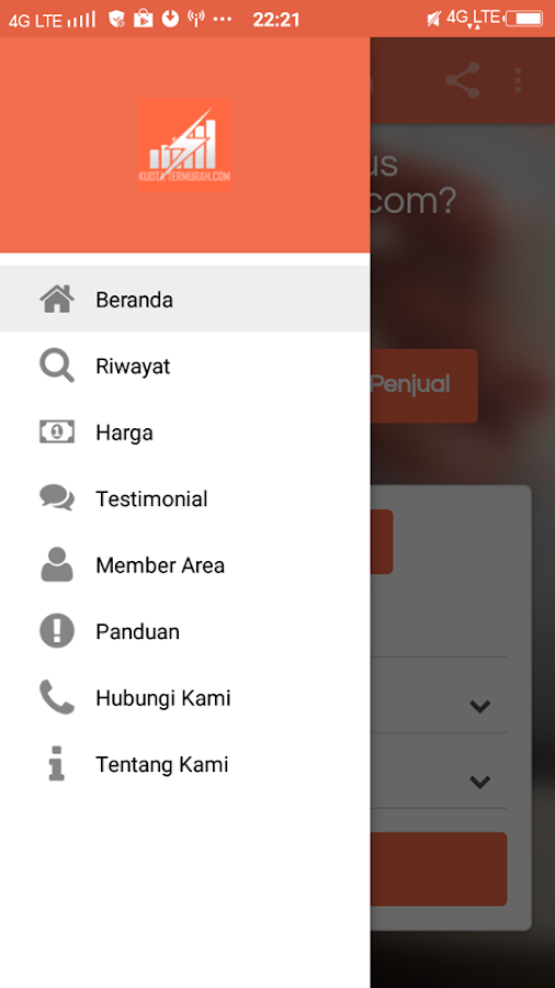 Kuota Termurah- screenshot