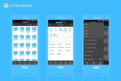 ES File Explorer File Manager Screenshot 4