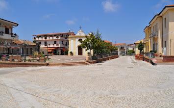 Photo: Piazza S. Carlo Zambrone,Calabria