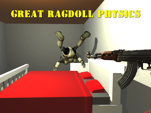 Ragdoll Monster Shooter - A Ragdoll physics game v27 screenshots 3