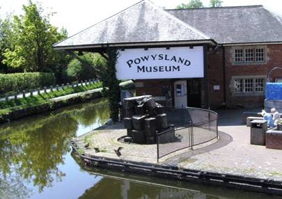 Recognition for Powysland Museum