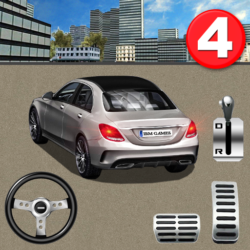 Multistory Car Crazy Parking 3D 4 Android APK Download Free By IBM Games