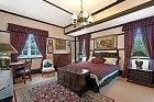 """Tartan bedroom"""