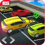 Modern City Taxi Cab Driver Simulator Game 2017 Icon