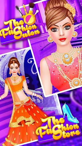 Royal Indian Doll Wedding Salon : Marriage Rituals 1.16 screenshots 7