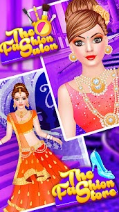 Royal Indian Doll Wedding Salon : Marriage Rituals 7