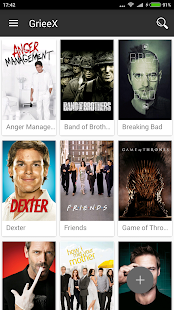 GrieeX - Movies & TV Shows- screenshot thumbnail