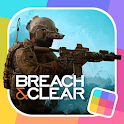 Breach & Clear: Military Tactical Ops Combat icon