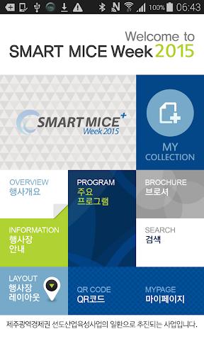 SMART MICE Week 2015