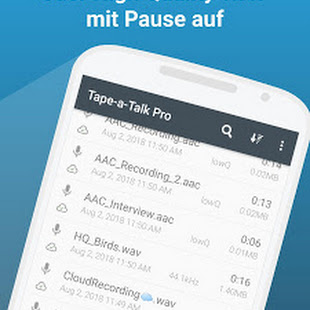 ape-a-Talk Pro Voice Recorder v2.0.8 [Paid] APK [Latest]