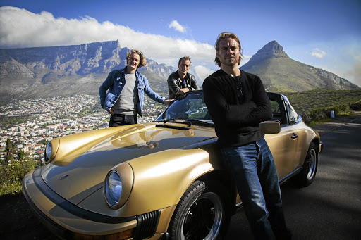 Rent My Ride directors (left to right): Sebastian Brokmann, Peter Puren (founder and director) and Frank van Driel, although we don't think they rent out the classic Porsche. Below: Rather than having your car standing around, there is a way to make money on it.