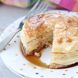 Greek Yogurt Pancakes Recipe