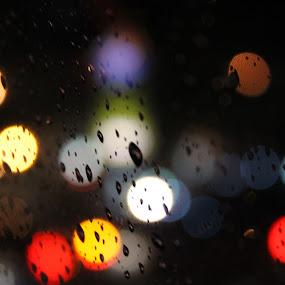 Rain by Adi Suda - Abstract Fine Art