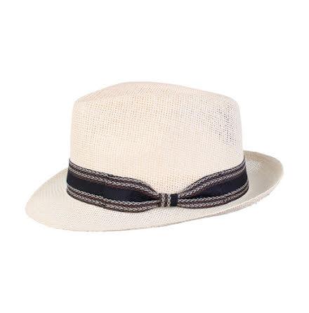 Wigéns Trilby riviera hat off white