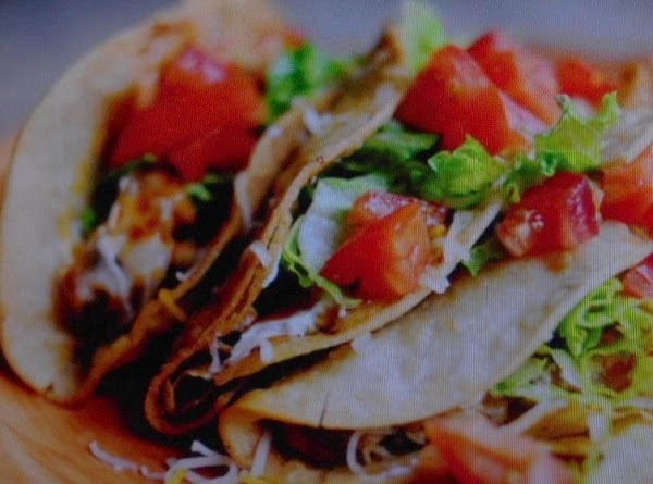 Seafood-tuna Taco Recipe