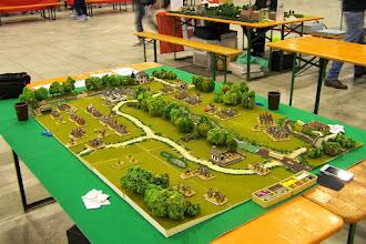 Photo: La battaglia del Boyne (il campo di battaglia visto da sud-est)