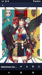 Touhou Material Wallpaper 1