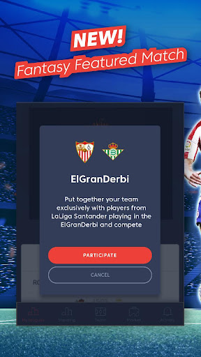 LaLiga Fantasy MARCAufe0f 2020 - Soccer Manager  screenshots 11