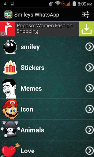 WhatsApp Smileys Pro Free