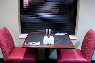 Photo: Table for two