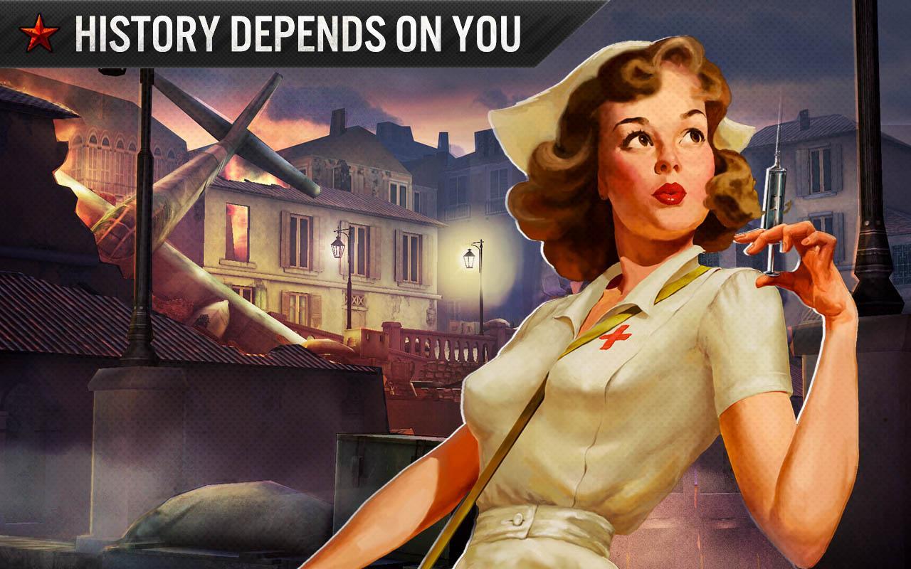FRONTLINE COMMANDO: WW2 screenshot #4
