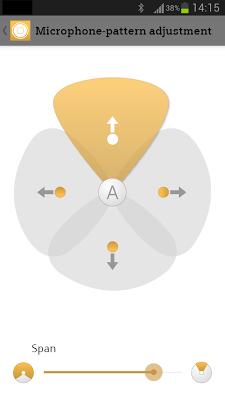 Connexx Smart Connect - screenshot