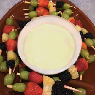 Karen's Delicious Fruit Dip