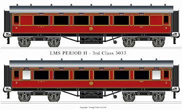 Photo: 3rd Class 3033