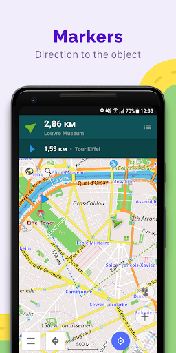 OsmAnd u2014 Offline Maps, Travel & Navigation 3.7.4 Screenshots 7