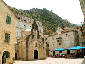 Photo: Kotor - Church of St Luke