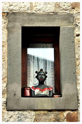 Finestrella a Castellina in Chianti di Vincenzo Ianniciello