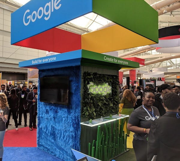 Campus events – Build your future with Google