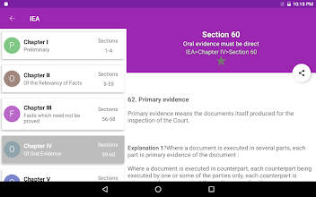 Indian Laws ( Bare Acts) screenshot thumbnail