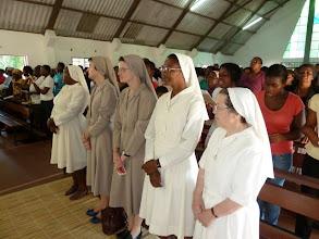 Photo: Eucaristía: 15-1-2012