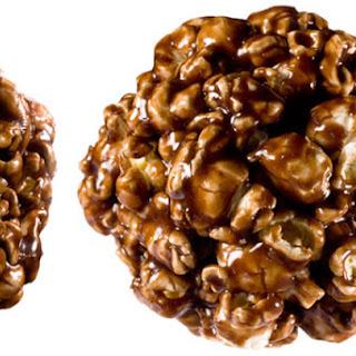 Cocoa-Cayenne Popcorn Balls
