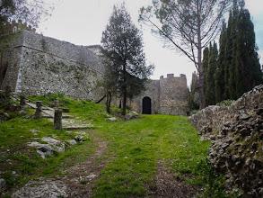 Photo: Castle of Saturnia (Frazione di Manciano). More at  http://blog.kait.us/2013/03/terme-di-saturnia.html