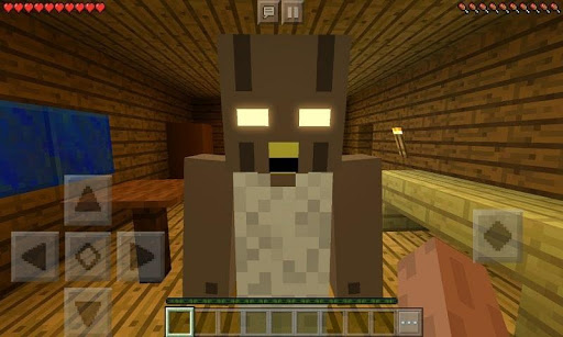 Map Granny Horror for MCPE 1.0 screenshots 2