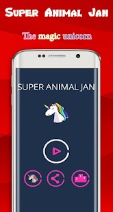 Super Animal Jan - náhled